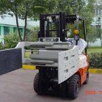 चीन हाइड्रोलिक कुशल फोर्कलिफ्ट ट्रक एट्याचमेन्ट बहु उद्देश्य क्ल्याम्प