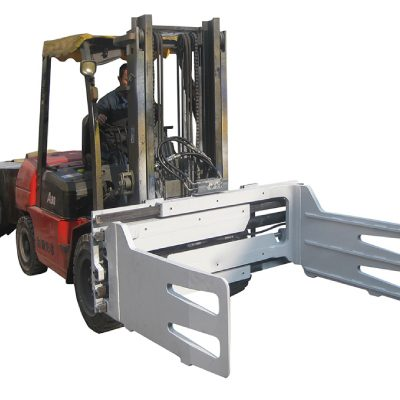फोर्क ट्रक घुमाउने बेल क्ल्याम्प्स साथ फोर्कलिफ्ट