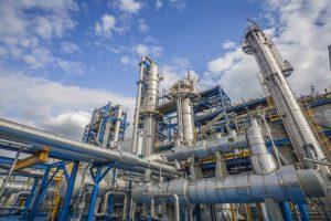 पेट्रो रसायन उद्योग